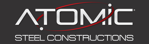 Atomic Steel Construction Pty Ltd Logo